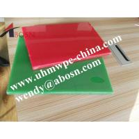 Buy cheap Bigger size and thicker HDPE Cutting Board from wholesalers