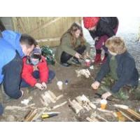 Buy cheap Bushcraft and Woodland courses with Stuart Lawrence and dads and lads - North Yorkshire from wholesalers