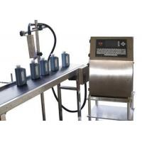 Buy cheap CIJ online inkjet printer and expiry date stamping machine from wholesalers