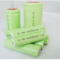 Buy cheap Ni-MH Battery 1.2V Nickel Metal Hydride Battery from wholesalers