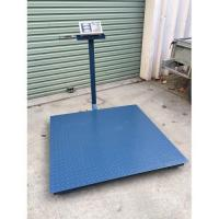 Buy cheap 1T 2T 3T 5T 10T Mild Steel Platform Skid Proof Industrial Wireless Indicator Weighing Floor Scale from wholesalers