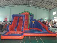 Wholesale Banzai Aqua Adventure Dual Water Slide Combo from china suppliers