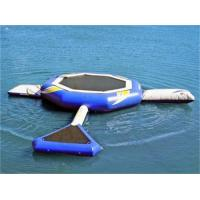 Buy cheap Commercial 14 Foot Inflatable Water Trampoline Combos for Sale from wholesalers