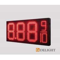 China LED Digital Display Outdoor LED Gas Price Signs on sale