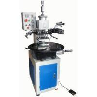 Buy cheap TAM-90-5 Rotary Table Pneumatic Hot Stamping Machine On Leather from wholesalers