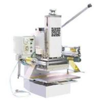 Wholesale TAM-358 Manual Handbag Embossing Briefcase Hot Foil Stamping Machine from china suppliers