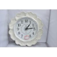 Buy cheap Decoration Flower Shape Wall Clock from wholesalers