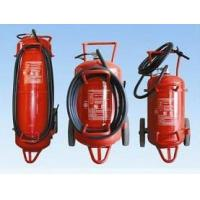 Buy cheap Trolley storage cylinders type foam fire extinguisher from wholesalers