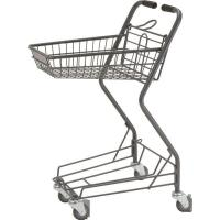 Wholesale Shopping Basket Shopping Carts with Storage Basket from china suppliers