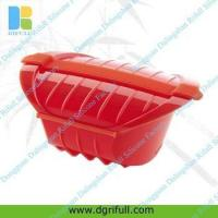 Buy cheap FDA grade silicone steam cooking vessel from wholesalers