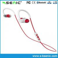 Buy cheap In Ear Bluetooth Earphones With Ear Hook wireless Bluetooth Earsets from wholesalers