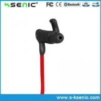 Buy cheap Lightweight Noise Cancelling Bluetooth Earphones Bluetooth Earsets from wholesalers