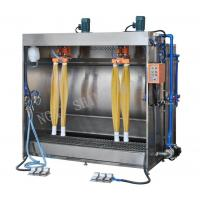 Buy cheap NS-8813A-25 Product name:Water Curtain Chemical Spray Cabinet with Two Pants Dummies from wholesalers