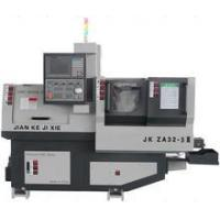 Buy cheap industrial process machine swiss type precision sliding head cnc horizontal lathe from wholesalers