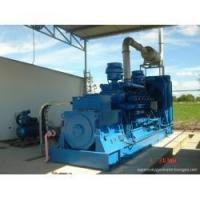 Buy cheap Natural Gas Power Plant with Woodward Control System from wholesalers