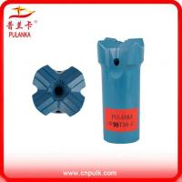 Buy cheap 64mm T38 Threaded Cross Drill Bit from wholesalers