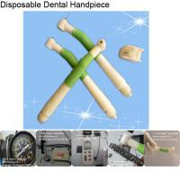 Wholesale Disposable Dental Hand pieces from china suppliers