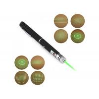 Buy cheap 5 in 1(5 Patterns Green Laser Cap) 5mw 532nm Astronomy Powerful Green Laser Pointer (2xAAA) from wholesalers