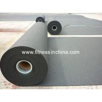 Buy cheap Fitness flooring mat & Rubber mat HD5006 Gym rubber rollers from wholesalers