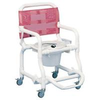 Buy cheap Wheeled Deluxe Shower Chair & Commode from wholesalers