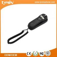 Handset volume control trimline telephone for desk or wall mountable(TM-PA065)
