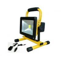Buy cheap 20W Dimmable LED Rechargeable Flood Light product