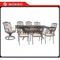 Buy cheap SW18137 CAST ALUMINUM DINING SET from wholesalers