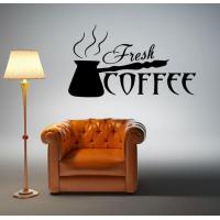 Buy cheap Coffee shop decorative wall stickers from wholesalers