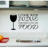 Buy cheap Waterproof wall stickers for kitchen from wholesalers