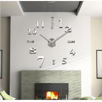 Wholesale Clock decorative wall stickers from china suppliers