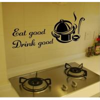 Buy cheap Waterproof wall tile stickers for kitchen product