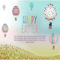 Buy cheap Easter series decorative wall stickers wholesale product