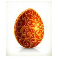 Wholesale Easter eggs decorative wall stickers from china suppliers