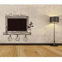 Buy cheap Hot selling chalkboard sticker for sale from wholesalers