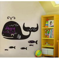 Buy cheap Dolphins decorative pvc chalkboard stickers product