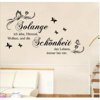 Wholesale Butterfly decorative wall stickers from china suppliers