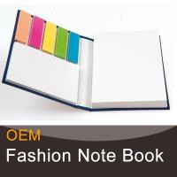Buy cheap Newest hard cover sticky note pad product