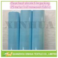 Buy cheap Small Roll TNT Non Woven Farbic Package:Rolled with tube,packed by polybag from wholesalers