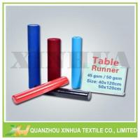 Buy cheap 20m per roll TNT non woven fabric factory Package:Rolled with tube,packed by polybag from wholesalers