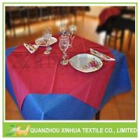 Cut Piece 45/50/60gr Nonwoven Tablecloth For Restu Size:Weight 45/50/60 gsm Manufactures