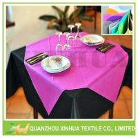 Cutting Piece 45/50gr PP Nonwoven Tablecloth Size:Weight 45/50 gsm Manufactures