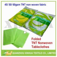 Wholesale Disposable PP Spunbond Nonwoven Tablecloth Roll 60 Model:XHNT-017 from china suppliers