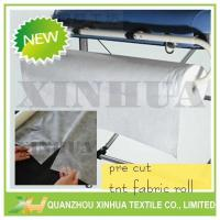 Buy cheap Disposable Perforated Nonwoven Bed Sheet Roll Package:Rolled with tube,packed by polybag from wholesalers
