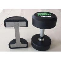 06. Wellness Accessories High Quality Rubber Dummbbell PFT302 Manufactures