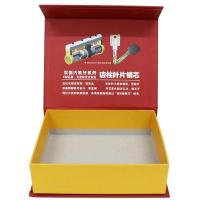 Wholesale Clamshell Paper Box Magnetic Paper Box For Electric Lock from china suppliers