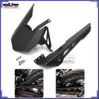 Buy cheap BJ-RF-YA003 Motorcycle CNC Aluminum Rear Fender and Chain cover for Yamaha MT-07 2013-2016 from wholesalers
