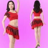 Buy cheap Newest Sexy Belly Dance Practice Costume,Women Belly Dance Practice Lesson Wear from wholesalers