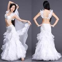 Buy cheap Glourious Performance Sexy Belly Dance Diamond Costume,Adult Belly Dance Costume from wholesalers