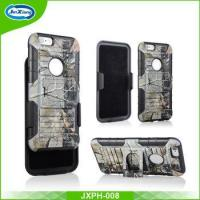 Buy cheap Full Protective Ring Armor Hybrid TPU PC Shell Case for iPhone 6 6S with OEM ODM Designs product