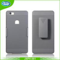 Buy cheap Hot Sale Amazon Shell Holster Hard Phone Rubber Case for Huawei P8 Lite product